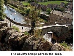 Tees County Bridge