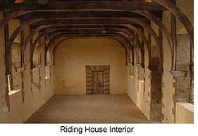 Bolsover Castle Riding House