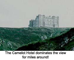 Camelot Hotel Tintagel