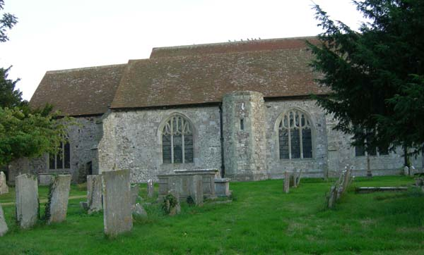 St. Mary's Church Pevensey