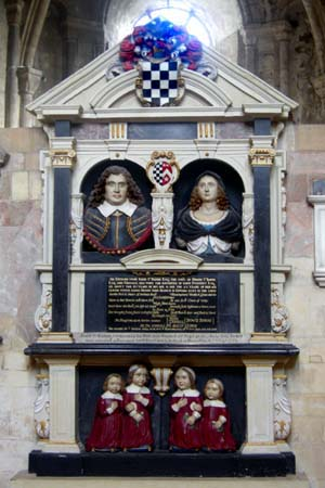 St Barbe Memorial
