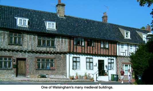 Walsingham Medieval Building