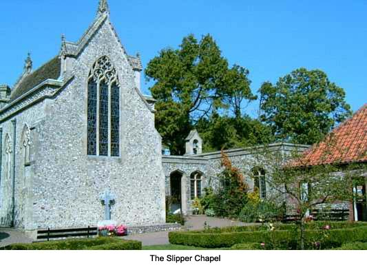 Walsingham Slipper Chapel