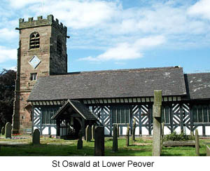 St Oswald at Lower Peover