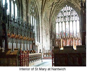 St Mary at Nantwich