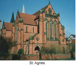 St Agnes Liverpool