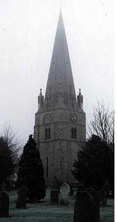 St Mary's of Edwinstowe