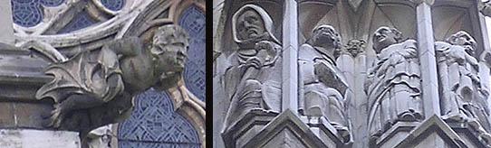 York Minster Gargoyle