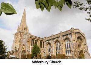 Adderbury Church