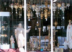 Walsingham Shrine Shop