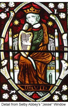 Jesse Window Selby Abbey