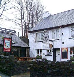 The Hole in't Wall Pub