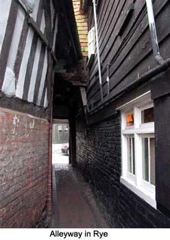 Smuggler's Alley Rye
