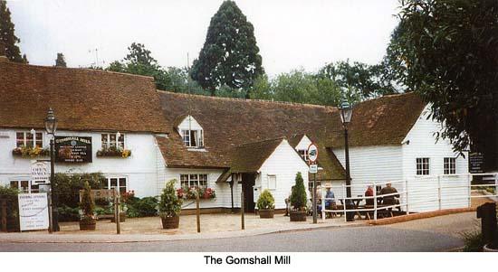 Gomshall Mill