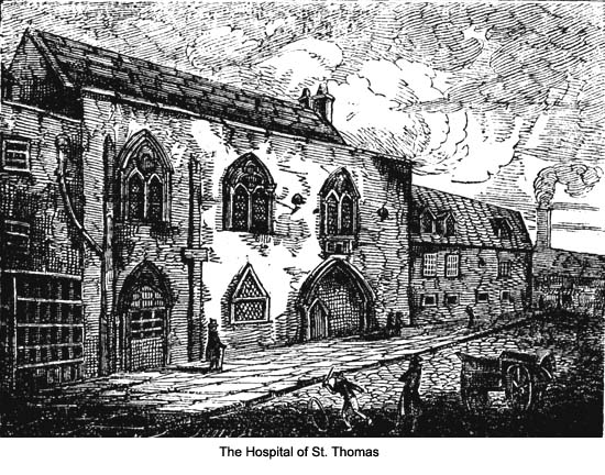Hospital of St. Thomas Canterbury