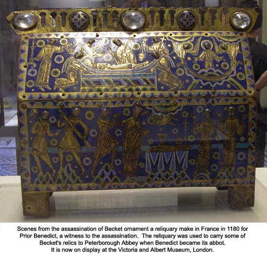 Thomas Becket Reliquary