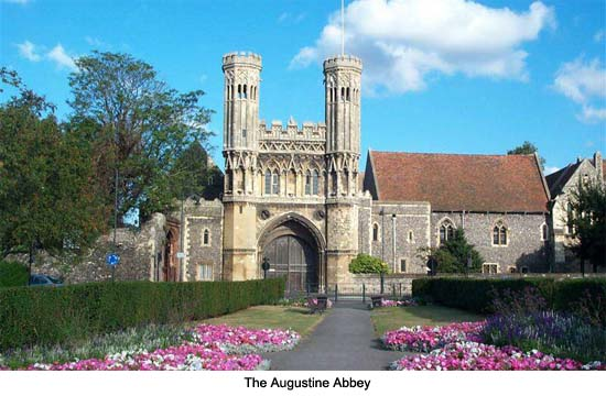 Augustine Abbey Canterbury