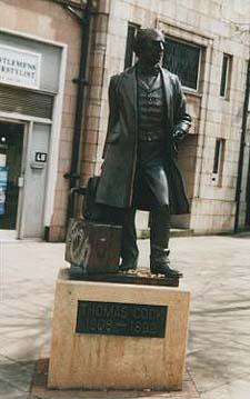 Thomas Cook Statue
