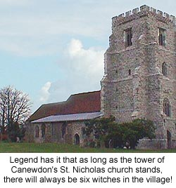 St. Nicholas Church Canewdon