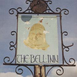 Pub Sign: The Bell Inn