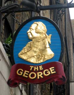 Pub Sign: The George