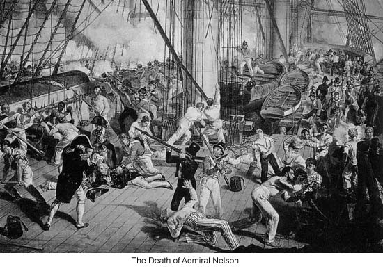Death of Admiral Nelson