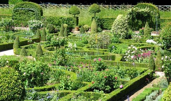 Hatfield House Garden