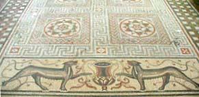 Roman Mosaic Littlecote House