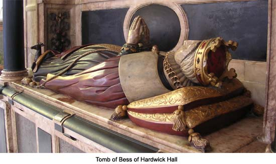 Tomb of Bess of Hardwick