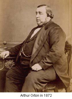 Arthur Orton 1872
