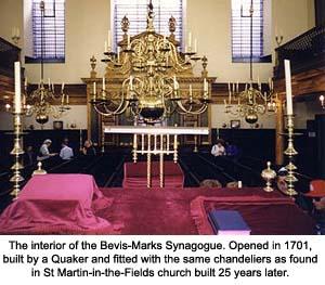 Bevis-Marks Synagogue