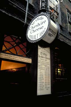 Ye Olde Cheshire