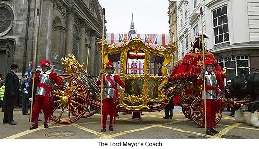Lord Mayor's Coach
