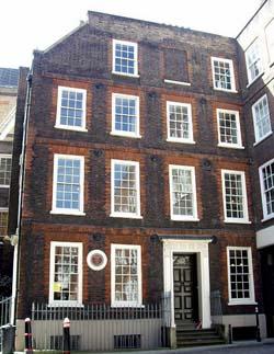 Samuel Johnson House