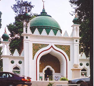 Shah Jehan Mosque