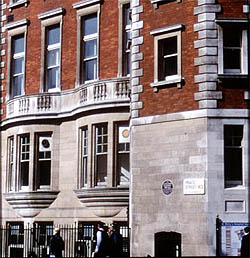Sir Alexander Fleming's Laboratory Museum
