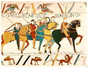 Bayeaux Tapestry