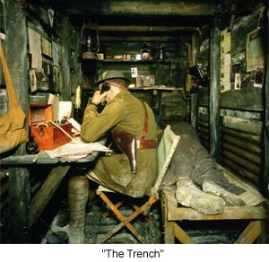 Imperial War Museum Trench