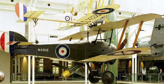 Imperial War Museum Airplane