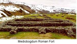 Mediobogdum Fort
