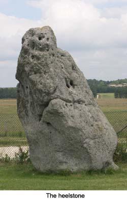 Stonehenge Heelstone