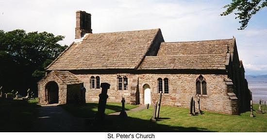 St. Peter's Church Heysham