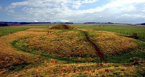 Stonehenge Barrow