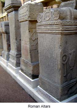 Roman Altars