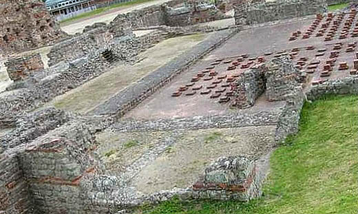 Wroxeter Baths