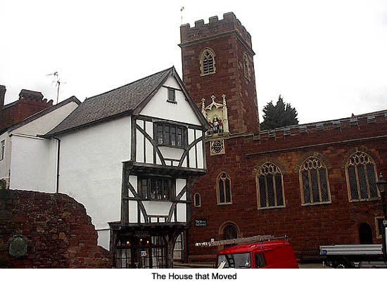 The House that Moved,