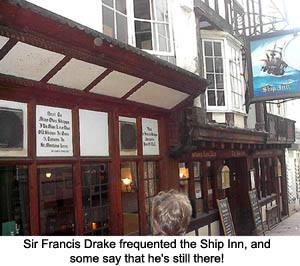 Ship Inn Exeter