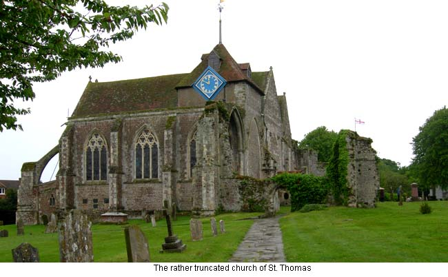 St. Thomas Church, Winchelsea