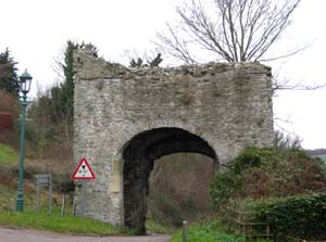 Winchelsea medieval town gate