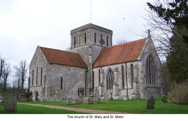 Amesbury Abbey